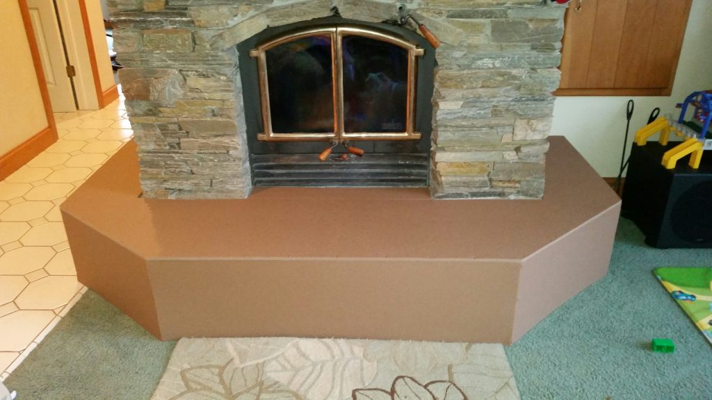 Fireplace Hearth Cover Fireplaces