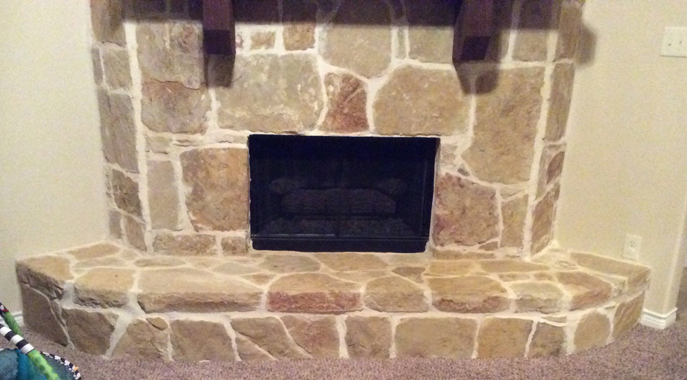 Fireplace Padding Protection Gallery